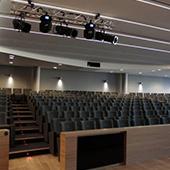 Construction du centre de conférence de l'Aar et d'un restaurant à Schiltigheim - Groupe Ecade