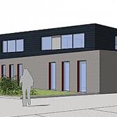 Construction d'un centre d'incendie et de secours à Hoenheim - Groupe Ecade