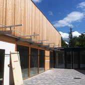 Construction d'une salle plurifonctionnelle à Bosselhausen - Groupe Ecade