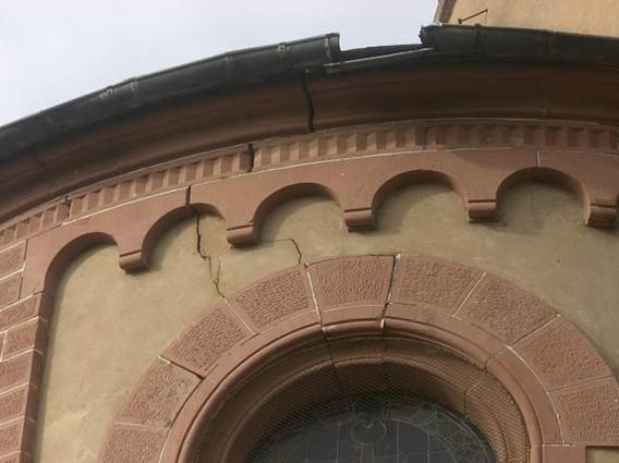 Eglise catholique Saint-Jacques de Gundershoffen - Groupe Ecade
