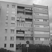 Réhabilitation technique et réglementaire de 324 logements (15 bâtiments) - Résidence Eléonore 2 à Strasbourg - Groupe Ecade