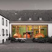 Réhabilitation de la Brasserie Meteor à Hochfelden - Groupe Ecade
