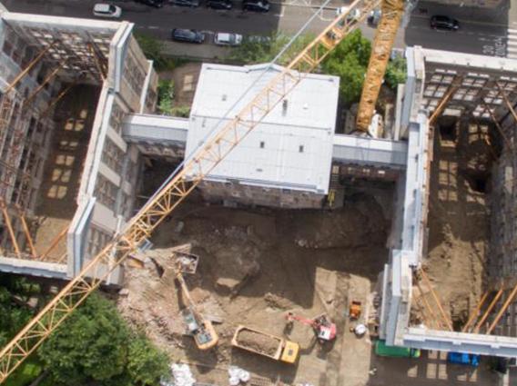 Réhabilitation lourde des anciennes archives départementales en 52 logements - Groupe Ecade