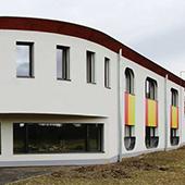 Construction d'un groupe scolaire de 5 classes à Xeuilley - Groupe Ecade