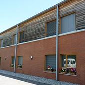 Construction d'une maison de retraite de 52 lits à Soufflenheim - Groupe Ecade