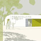 Construction d'un périscolaire et ALSH à Dachstein - Groupe Ecade
