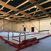 Construction d'une salle de gymnastique et ses annexes à Muttersholtz - Groupe Ecade