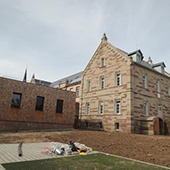 Extension et restructuration du Pavillon Marquaire (41 lits) de l'hôpital local de Mutzig - Groupe Ecade