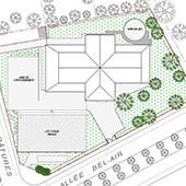 Réhabilitation du Centre de Loisirs de la Côte des Roses à Thionville - Groupe Ecade