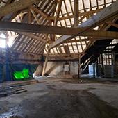 Lycée Lazard à Sarreguemines, réutilisation et réhabilitation de bâtiments existants à usage de demi-pension et plateaux techniques - Groupe Ecade